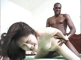Lexington Steele Vs. Japanese Girl