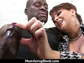 Mom likes Daughters Black Boyfriend