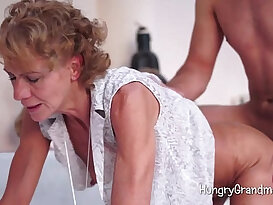 Granny Likes It Doggystyle