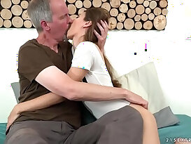 Last fuck each other with an old guy