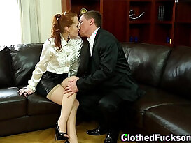 Sexy whore spunked