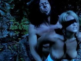 Veronika Raquel getting anal fucked by a werewolf