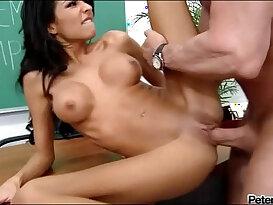 Lexi Diamond fucked by teacher