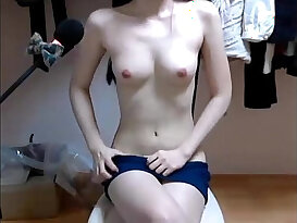 korean come and show her perfect body. full video