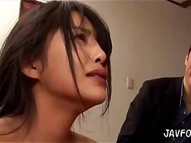 Eririka was forced to suck in front of her husband. Full