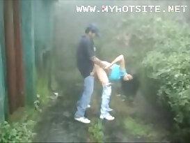 Outdoor Video Garden Sex V ...