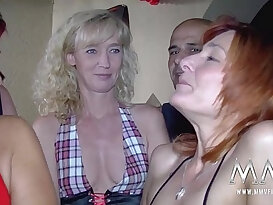 Yet another swinger MILF joins the club