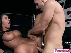 Hard doggy Style With two sexy busty Naughty Pornstar On Huge Cock peta jenson vid