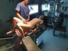 Spycam Fucked by Beauty Surgeon