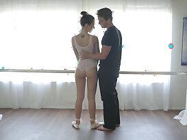 My beautiful ballerina